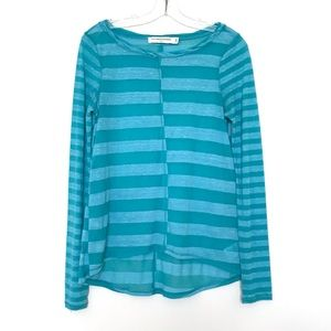 Anthro Pilcro and the Letterpress Striped Top